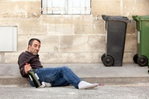 most people have or will see this type of alcohol fuelled scenario